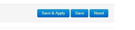 Gargoyle Save Change option