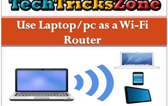 how to create wifi hotspot in windows xp without router