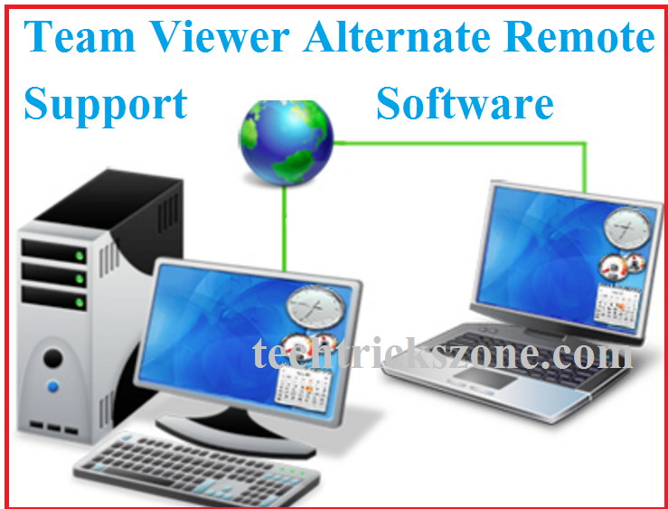 Top 6 alternatives to TeamViewer for Windows,Mac,Linux,Android,Iphone