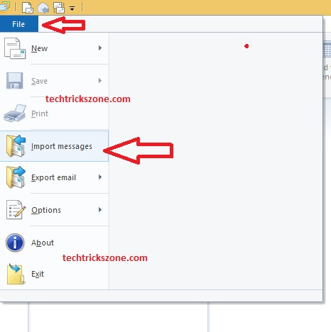 How To - Copy/Transfer Windows Live Mail