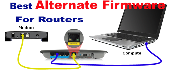 Alternative Firmware for WiFi Routers