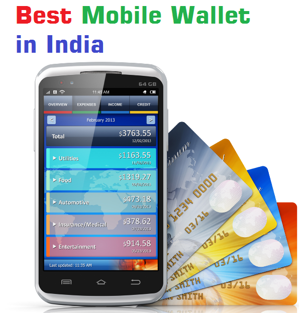 Best Mobile Wallet in india