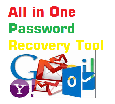 Outlook and Windows password Recovery tool free
