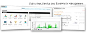 Inventum Radius and Bandwidth Management software