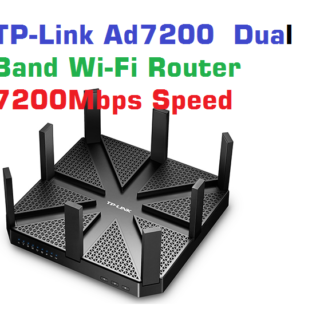 TP-Link AD7200 Multi band Wi-Fi router Configuration