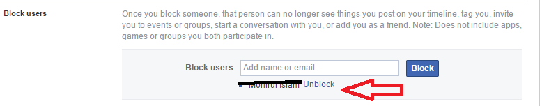 how to download facebook archive if i block someone on facebook will they see old messages