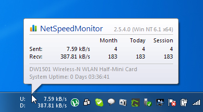monitor bandwidth usage on network by ip address