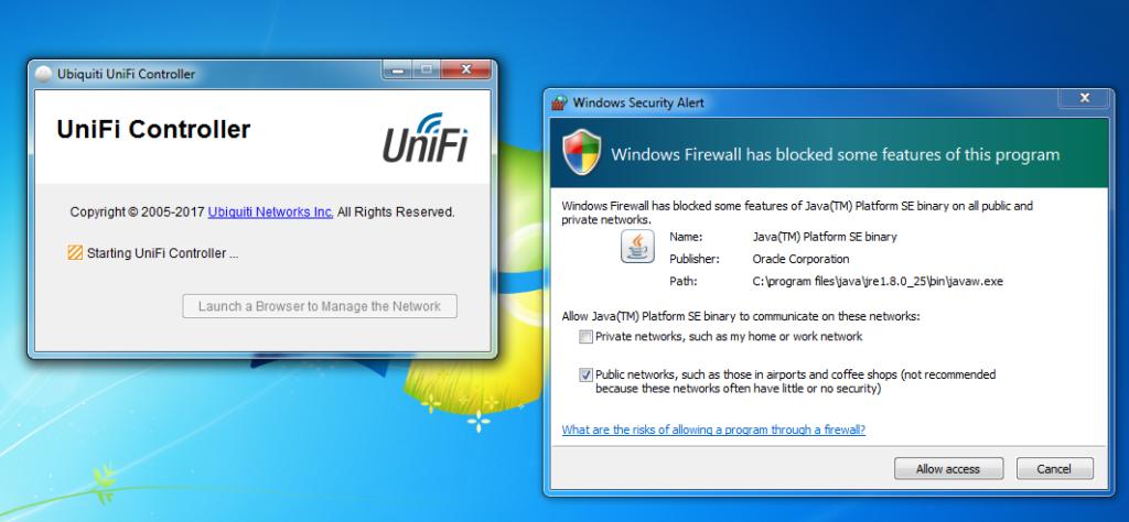 how to reset unifi controller password