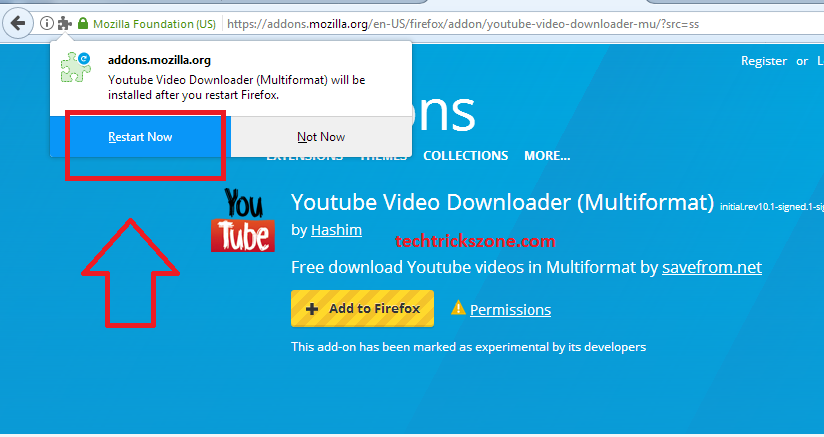 youtube video download by url