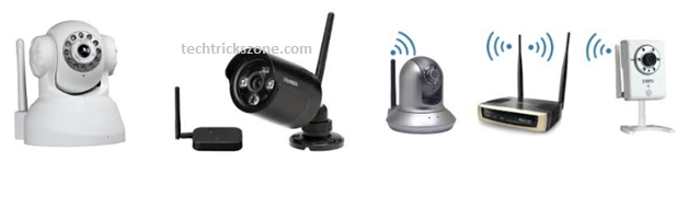 how to connect wireless ip camera to dvr