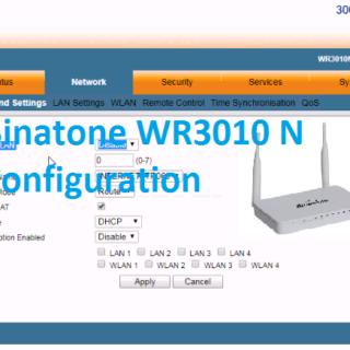 binatone wr3010n