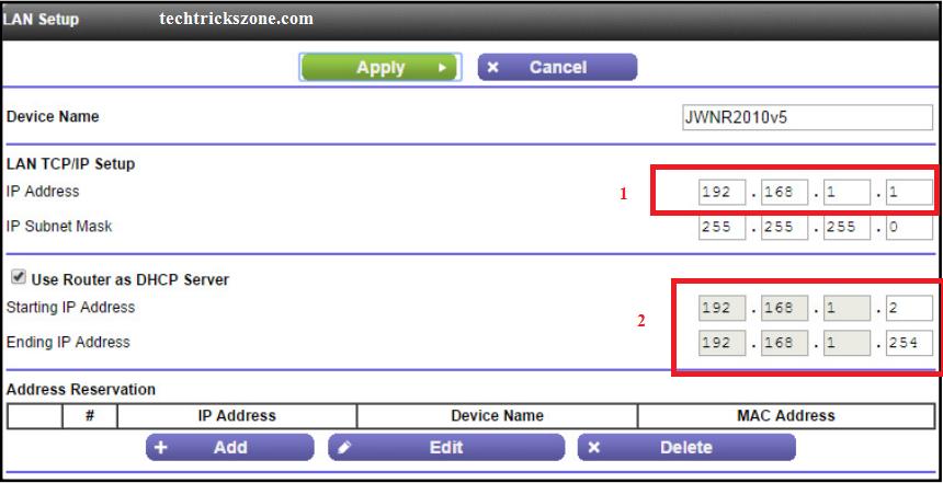 netgear n150 wifi router configuration