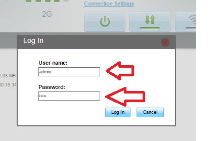 airtel 4g hotspot router default login