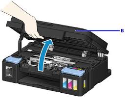 """Canon MX432 """" the printer is performing another action """""""