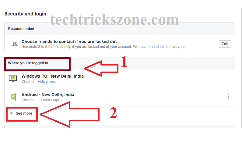 how to track facebook chat ip address