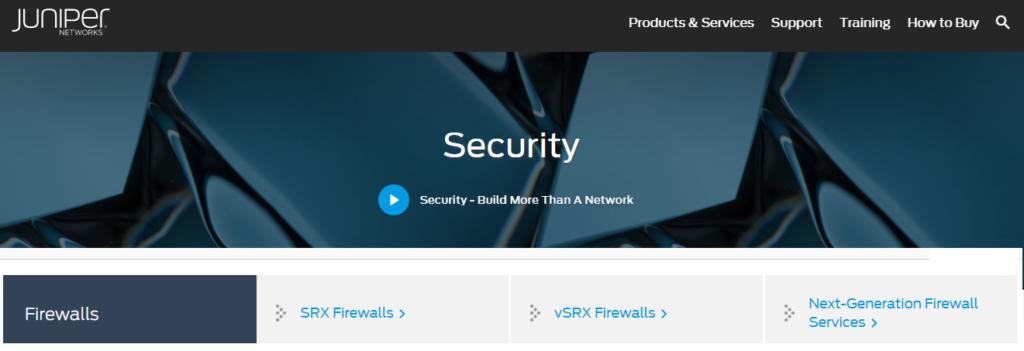 best enterprise firewall 2018