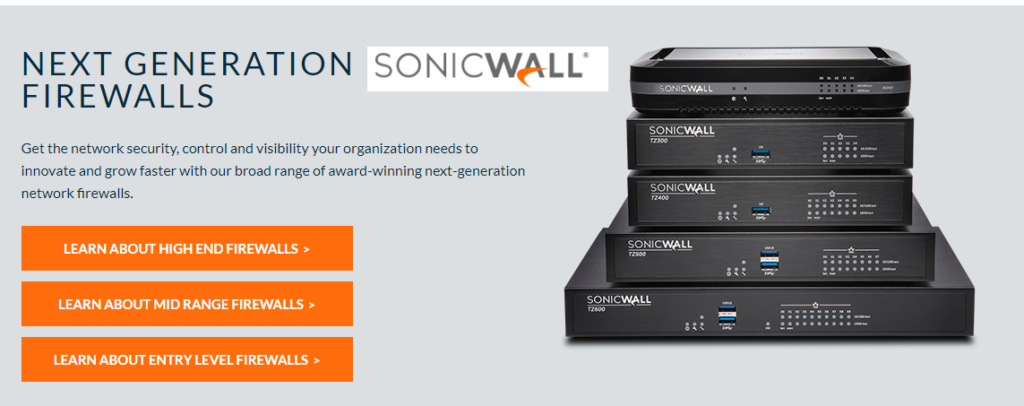 best firewall device for business