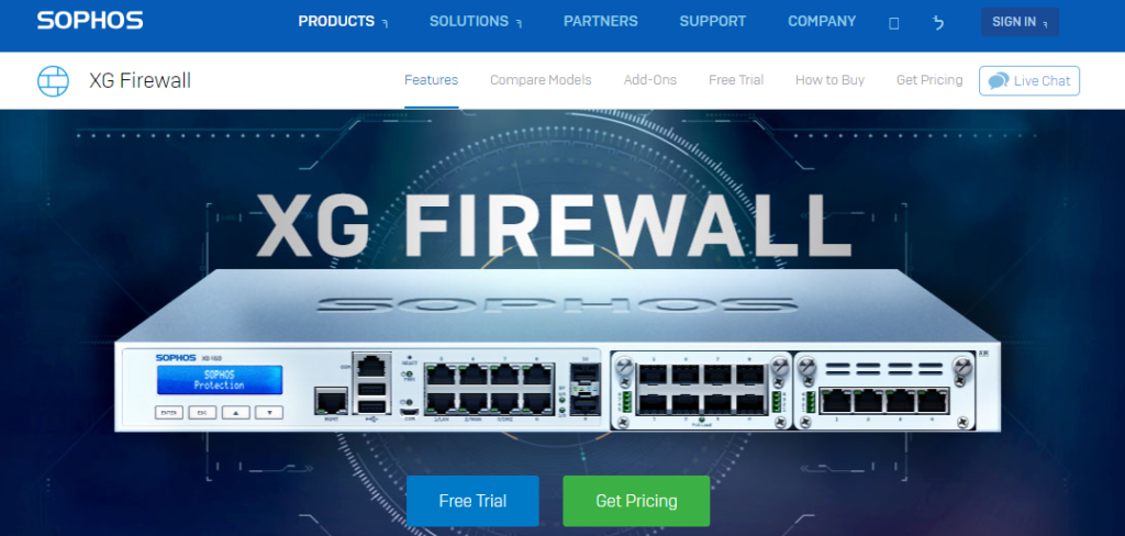 sophos Free Firewall for Home Users Free Home Security