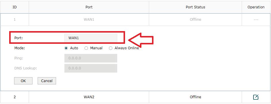 adsl load balancing router