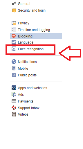 How to Turn Off Facebook's Face Recognition Features