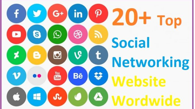 20 best social networking site