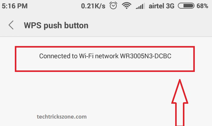 connect wifi without password mac