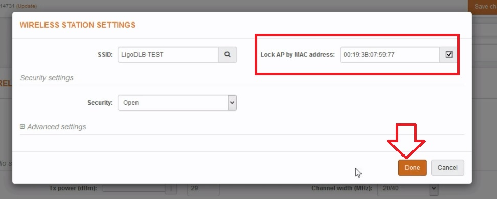 how to enable watchdog in ligowave ptp