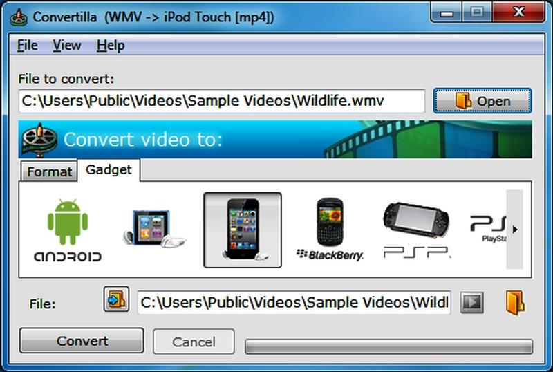 avs video converter open source alternative
