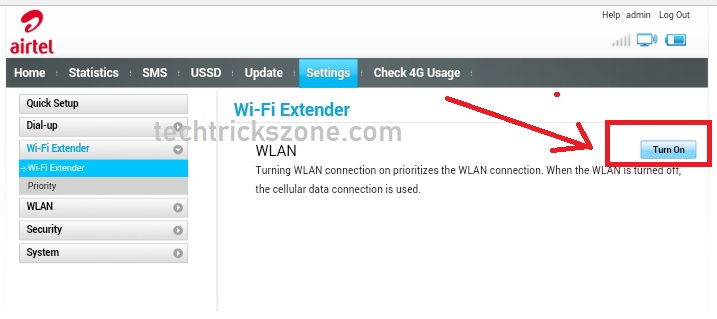 what is range extender in 4g hotspot router
