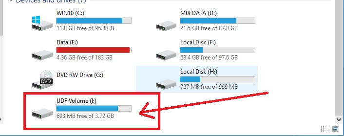 photo and video recovery from memory card