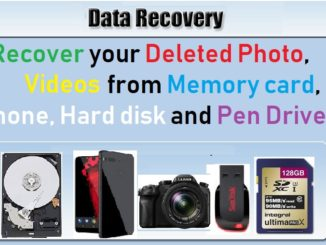 recover deleted photo from memory card