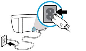 Hp Printer Connection Diagram