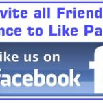 Invite All Facebook Friends at Once