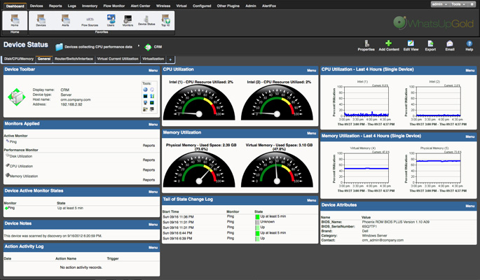 The 10 Best Network Monitoring Tools & software [NMS]