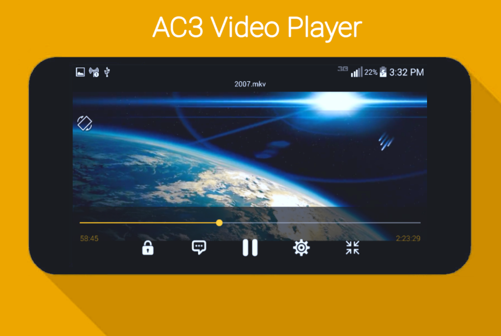 A3C Player for Smart phones
