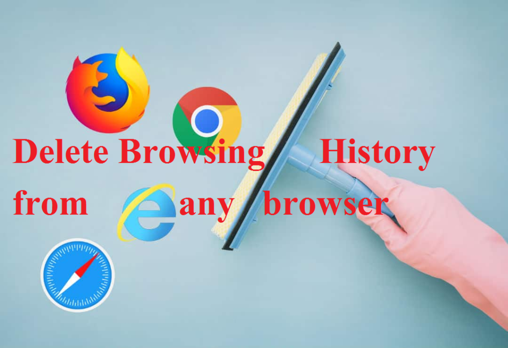 how to clear browser's cookie cache