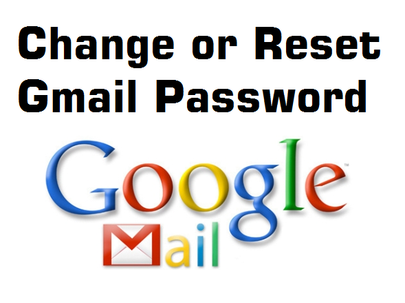 gmail password change from mobile