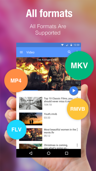 IMX Player Download for Andorid