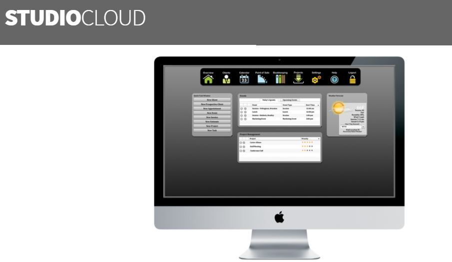 open source business management software