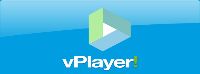 vPlayer for All format in Smart phone