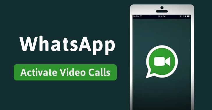 WhatsApp Video Calling Enable