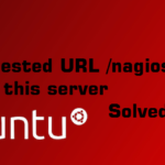 The requested URL /nagios/ was not found
