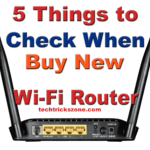 Things to Consider When Buying a Wifi Router