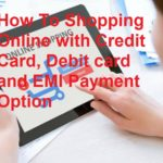 How to buy product and clothes online with card and cash with secured