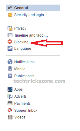unblock friend in facebook without unfriend
