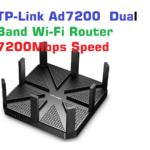 TP-Link Talon AD7200 router configuration