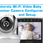 Motorola Wi-Fi Video Baby Monitor Camera Setup