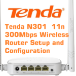 Tenda N301 Wireless Router Configuration