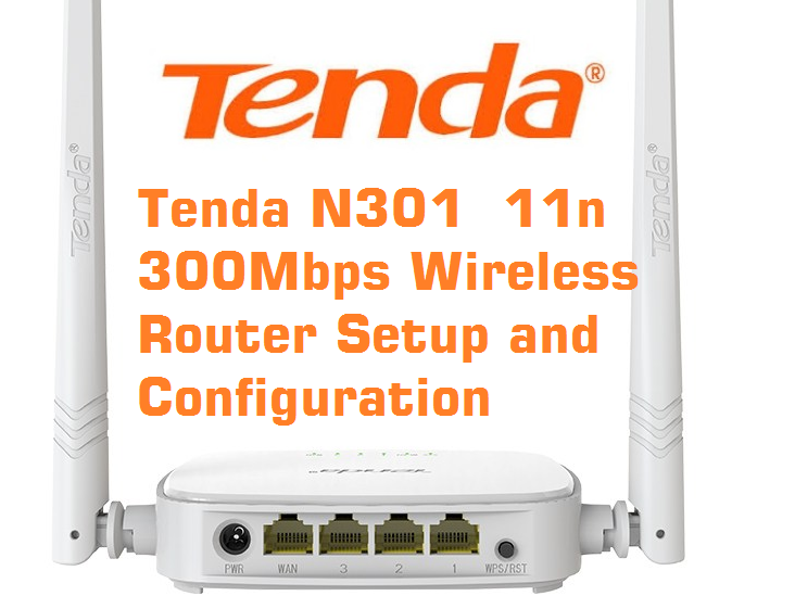 tenda wireless router software download
