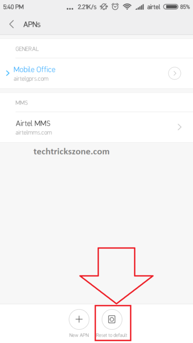 redmi note 3 network issue solution